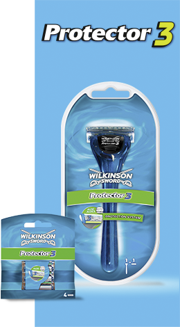 Wilkinson Sword Hydro 5 razor with blades