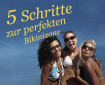 5 Schritte zur perfekten Bikinzone