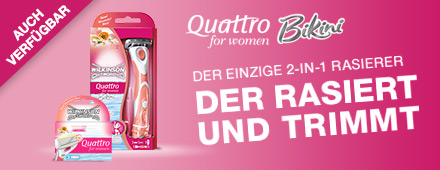 Entdecke den Quattro for Women Bikini
