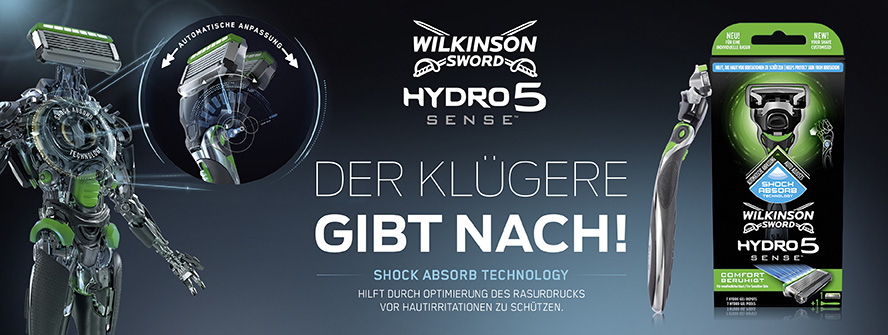 Hydro 5 Sense